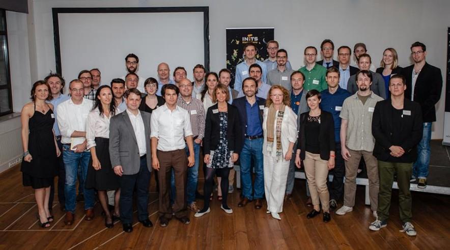 WUGGL unter den Top-5 Startups beim INiTS-Demo Day 2014